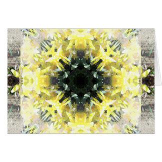 Cartes Jaune sur le jaune