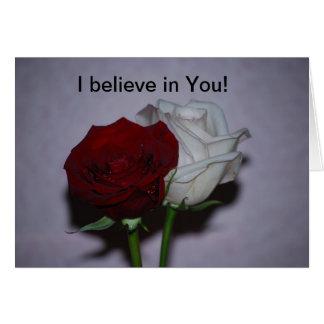 Cartes Je crois en vous