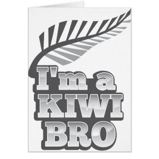 Cartes Je suis un KIWI (Nouvelle Zélande)