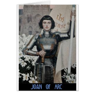 Cartes Jeanne d'Arc par Albert Lynch