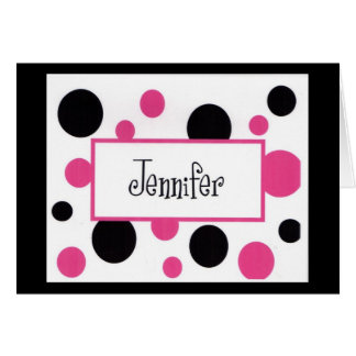 CARTES JENNIFER