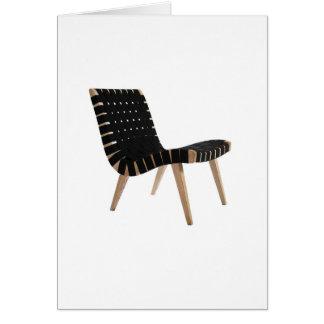 Cartes JENS RISOM par la chaise moderne de courroie de la