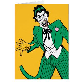 Cartes Joker
