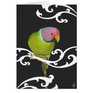 Cartes Joli oiseau