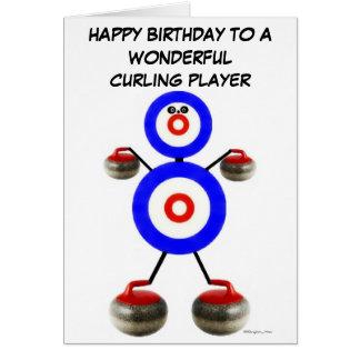 Cartes Joueur de bordage d'anniversaire