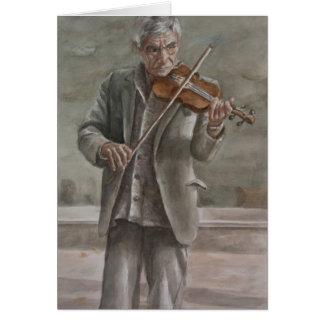Cartes Joueur de violon, Subotica