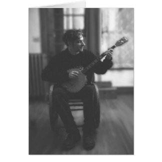 Cartes Joueur urbain de banjo