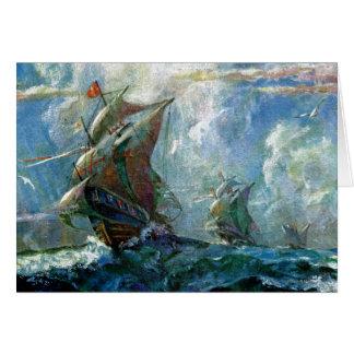Cartes Jour de Columbus