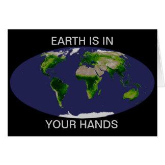 Cartes Jour de la terre de la NASA