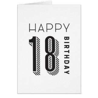 Cartes Joyeux anniversaire 18