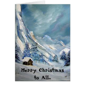 Cartes Joyeux Noël de WhiteWeddingDay à tous…