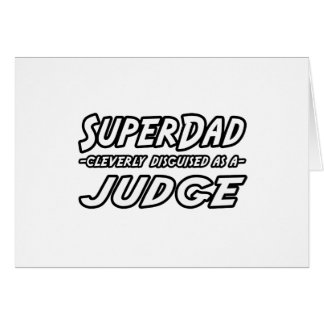 Cartes Juge de SuperDad…