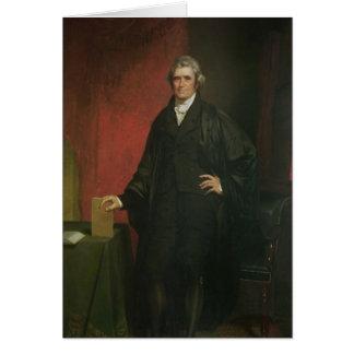 Cartes Juge en chef Marshall