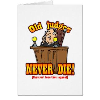Cartes Juges