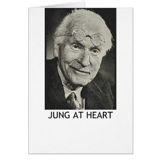 Cartes Jung au coeur