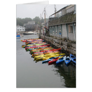 Cartes Kayaks dans Rockport