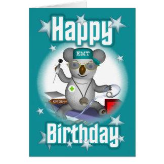Cartes Koala d'anniversaire d'EMT
