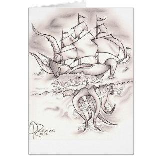 Cartes Kraken