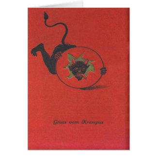Cartes Krampus