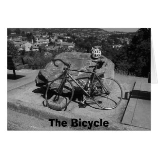 Cartes La bicyclette