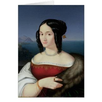 Cartes La Caroline Grossi, la première épouse de
