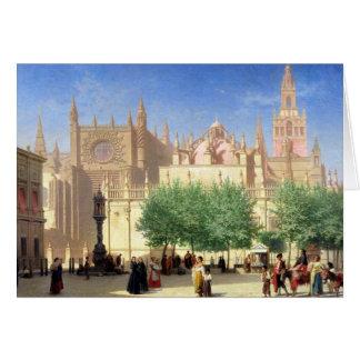 Cartes La cathédrale de Séville