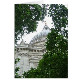 Cartes La cathédrale de St Paul