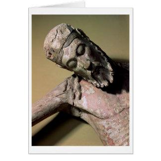 Cartes La descente de la croix, 12ème siècle (polychro