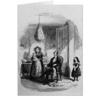 Cartes La famille de Dombey
