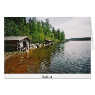 Cartes La Finlande - postacrd