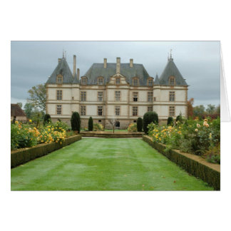 Cartes La France, Bourgogne, Cormatin, Chateau de