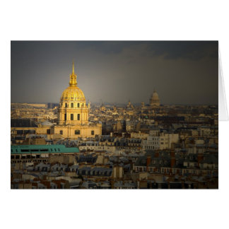 Cartes La France, Paris. Les Invalides vu du