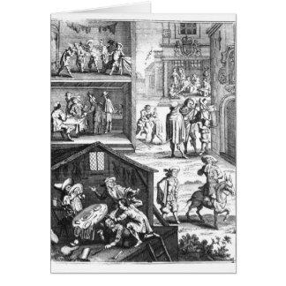 Cartes La grande peste
