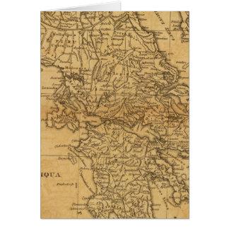 Cartes La Grèce antique 2