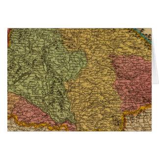 Cartes La Hongrie 2
