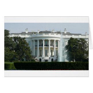 Cartes La Maison Blanche