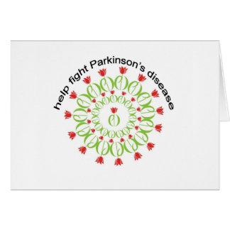 Cartes la maladie de Parkinson, la maladie de parkinsons,