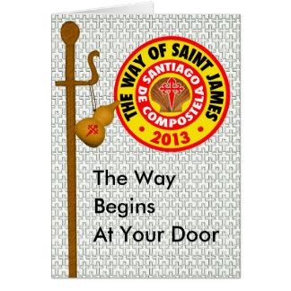 Cartes La manière de St James 2013