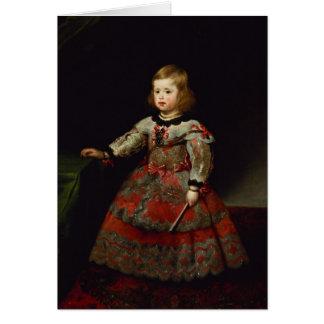 Cartes La margarita de Maria d'Infanta de l'Autriche