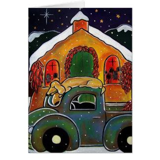 Cartes La masse avant janvier Oliver de Noël