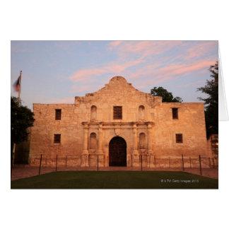 Cartes La mission d'Alamo dans le jour moderne San