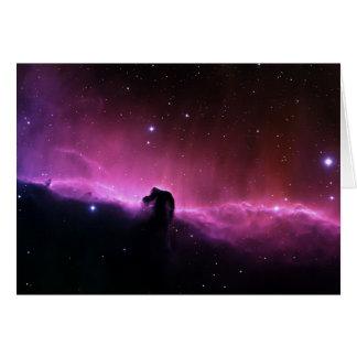 Cartes La NASA de Barnard 33 de nébuleuse de Horsehead