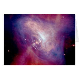 Cartes La NASA de nébuleuse de crabe de Chandra