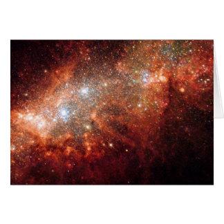Cartes LA NASA - Filon de supernova dans la galaxie