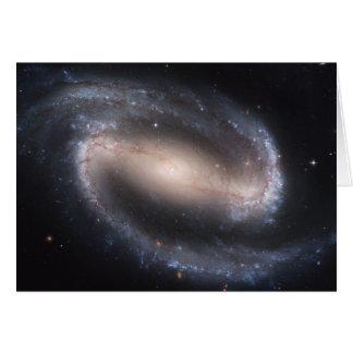 Cartes La NASA - Galaxie spirale barrée NGC1300