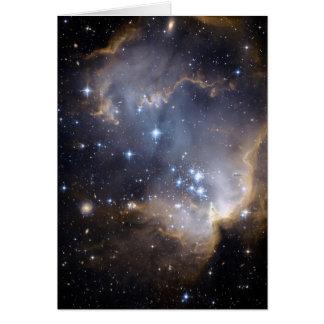 Cartes La NASA intelligente d'étoiles de NGC 602