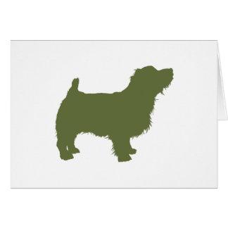 Cartes La Norfolk Terrier