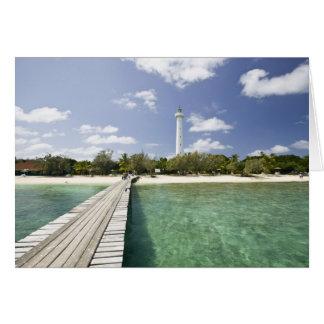 Cartes La Nouvelle-Calédonie, îlot d'Amedee. Pilier