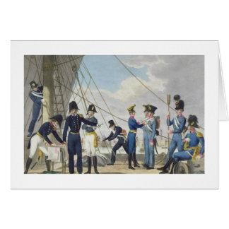 Cartes La nouvelle marine autrichienne royale impériale