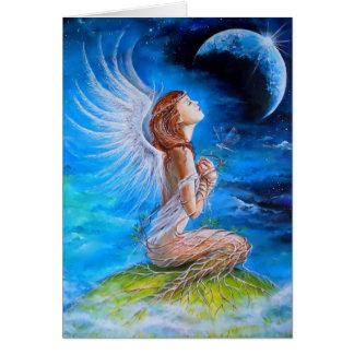 Cartes La prière de l'ange